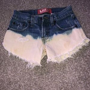 Levi's Shorts - Levi's Highwaisted Shorts